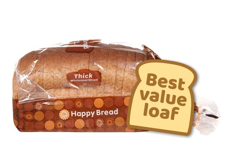 Wholemeal Thick 700g