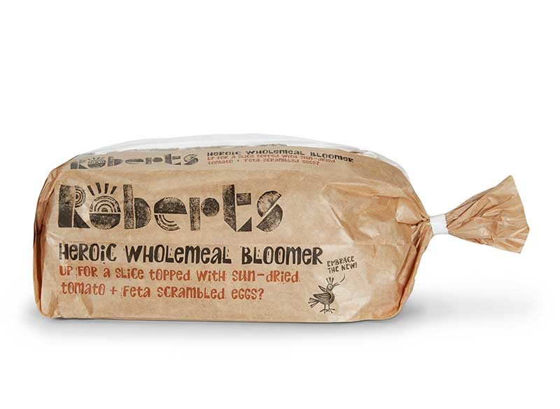 Heroic Wholemeal Bloomer 600g