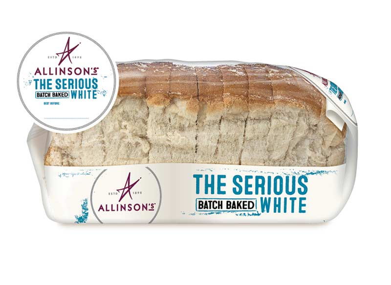The Serious Batch Baked White