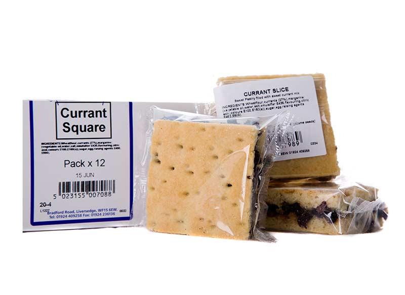 Currant Square x 12