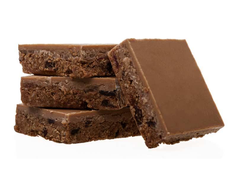 Chocolate Tiffin x 4