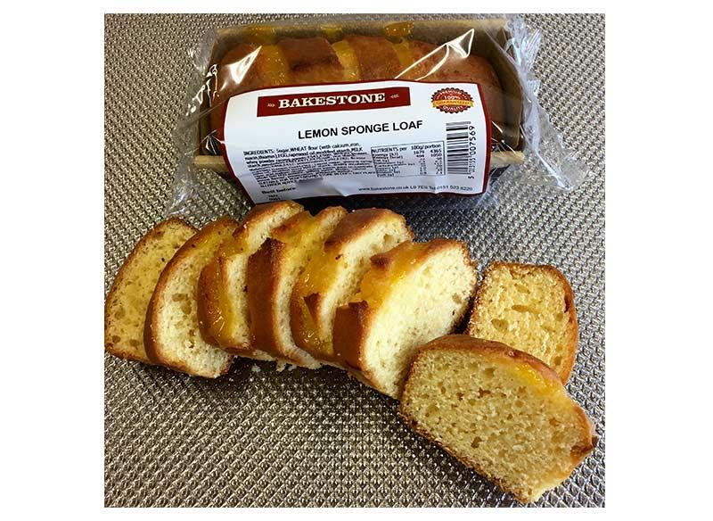 Lemon Sponge Loaf