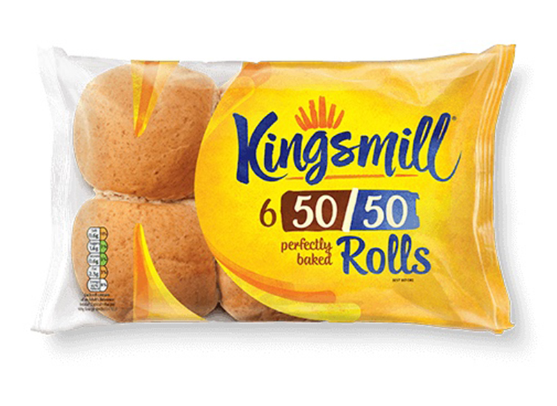 50/50 Rolls x 6