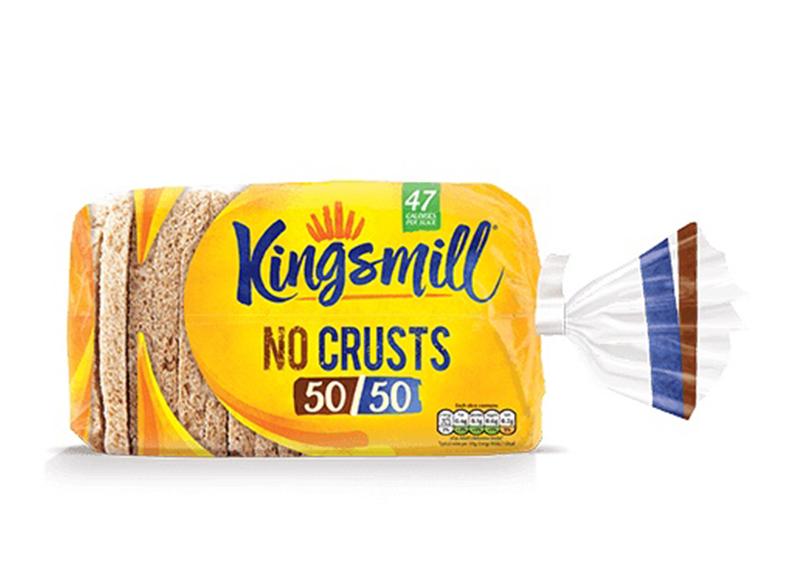 No Crusts 50/50 400g