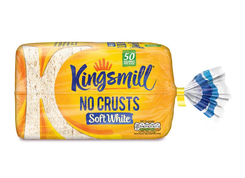 No Crusts Soft White Medium 400g