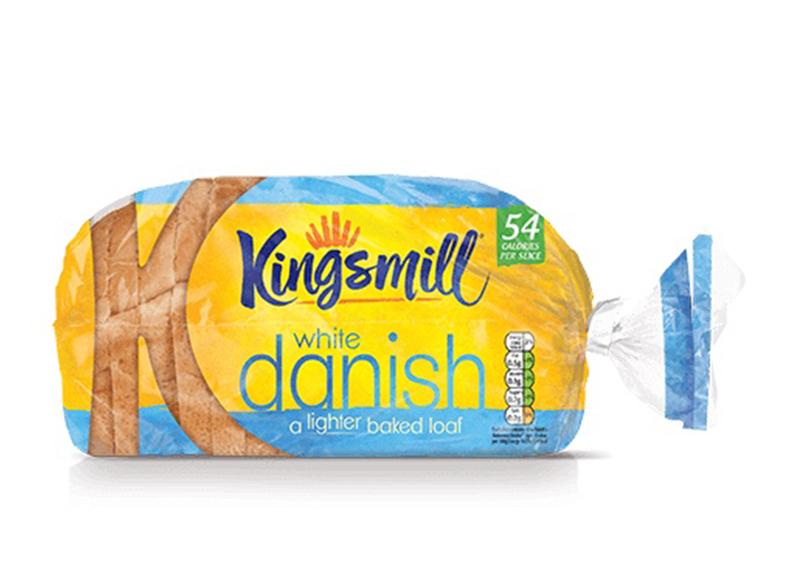 Kingsmill Danish Medium 400g