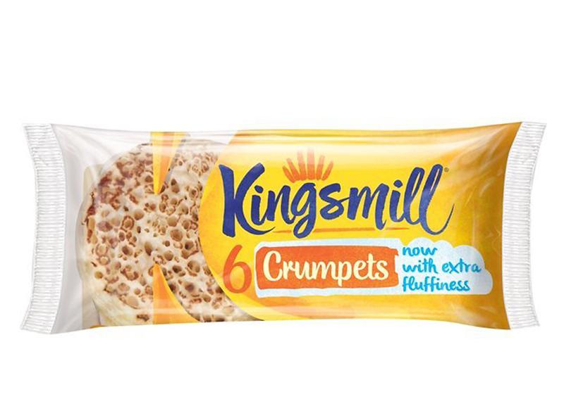 Kingsmill Crumpets x 6