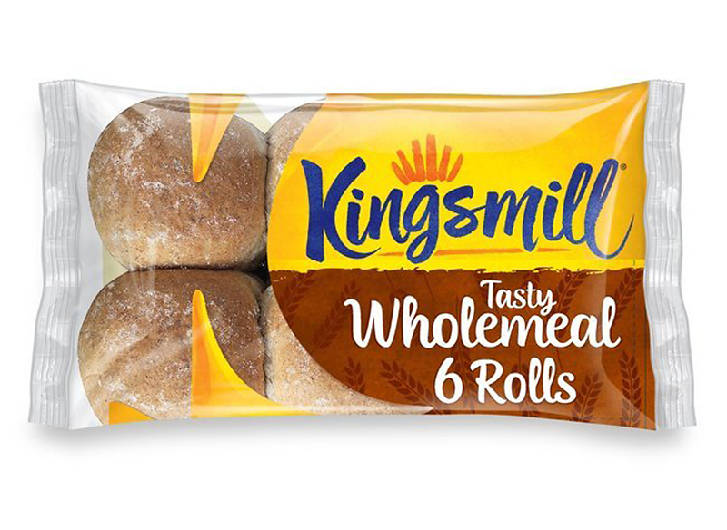 Wholemeal Rolls x 6