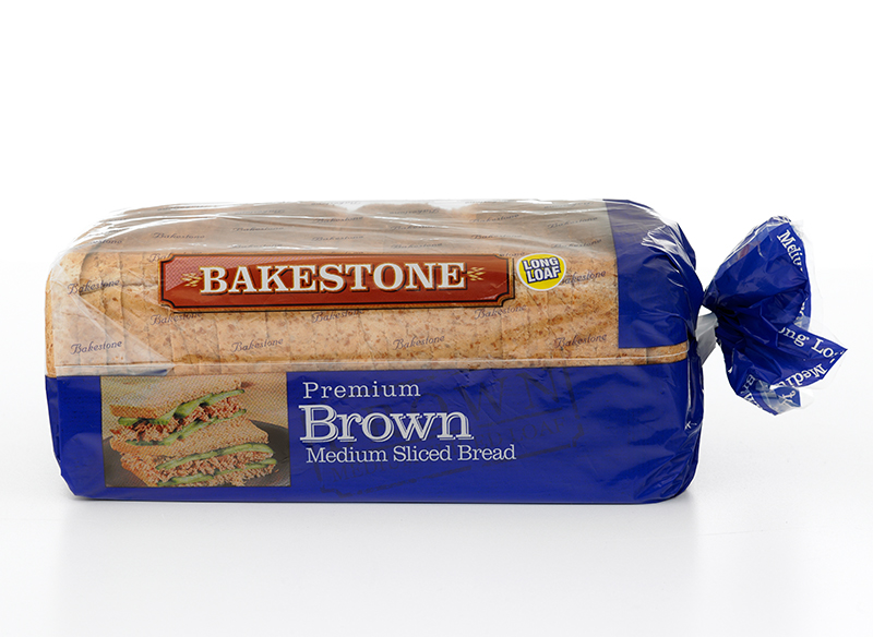 Premium Brown Medium Sliced Bread