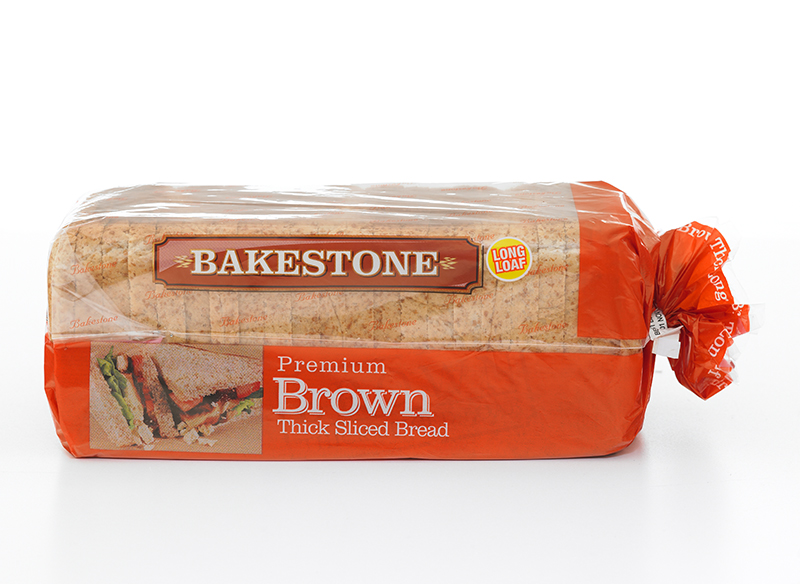 Premium Brown Thick Sliced Bread