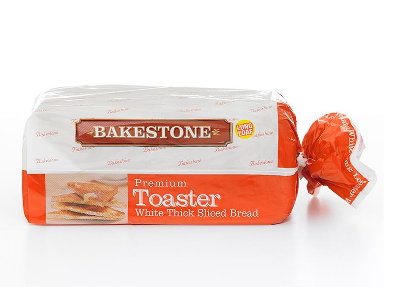 Premium Toaster White Thick Sliced Bread