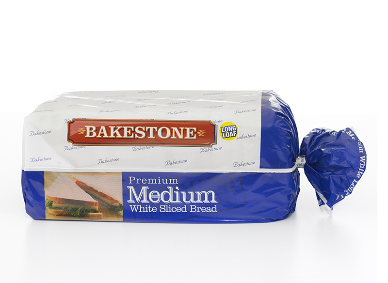 Premium Medium White Sliced Bread