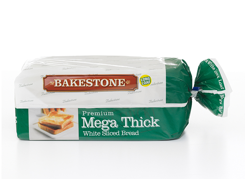 Premium Mega Thick White Sliced Bread