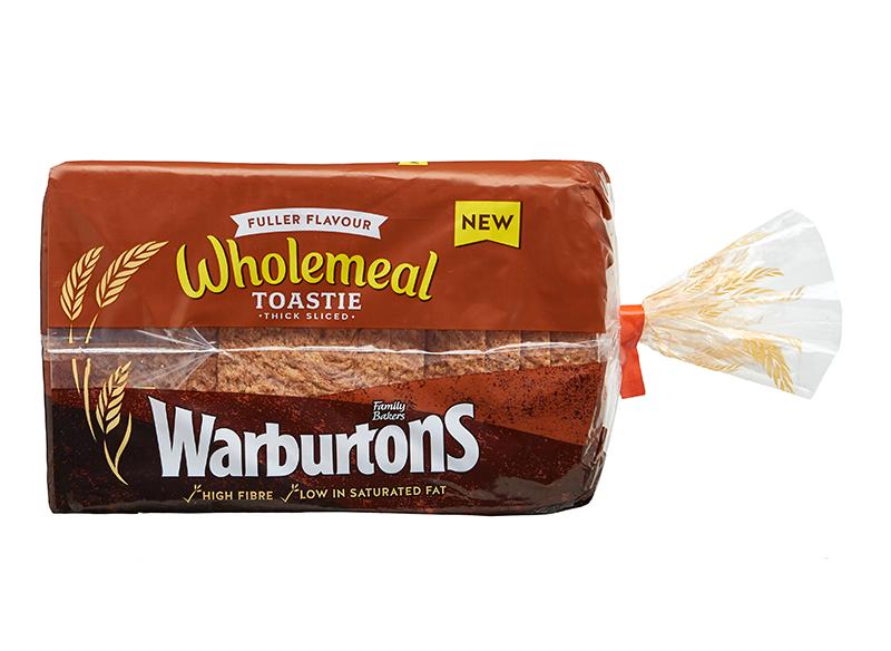 Wholemeal Toastie 800g