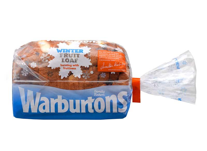 Winter Fruit Loaf 400g