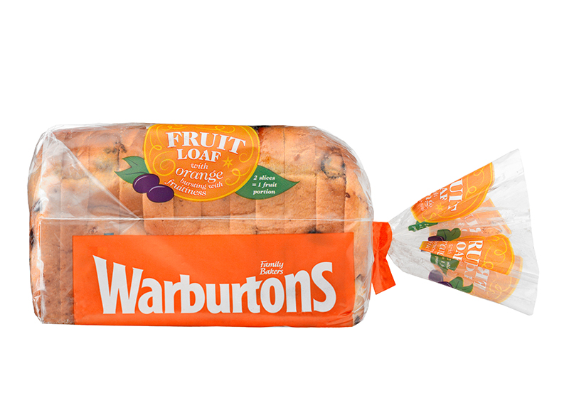 Fruit Loaf with Orange 400g