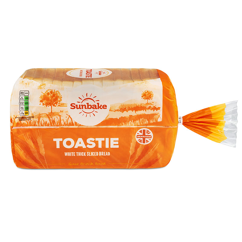 Sunbake Toastie White Thick