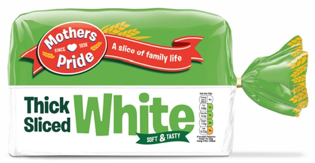Wholemeal Thick 800g