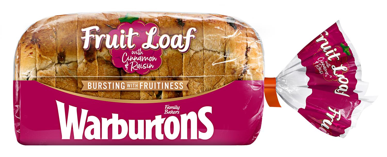 Winter Fruit Loaf 400g