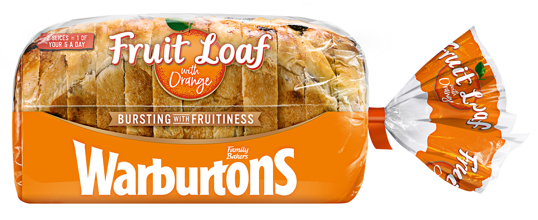 Hot Cross Bun Loaf 400g